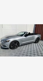 2017 Ford Mustang GT Convertible for sale 101157776