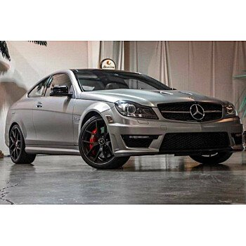 2014 Mercedes-Benz C63 AMG Coupe for sale 101157786