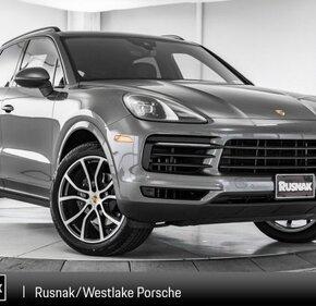 2019 Porsche Cayenne for sale 101157804