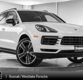 2019 Porsche Cayenne for sale 101157805
