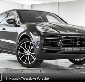 2019 Porsche Cayenne for sale 101157808