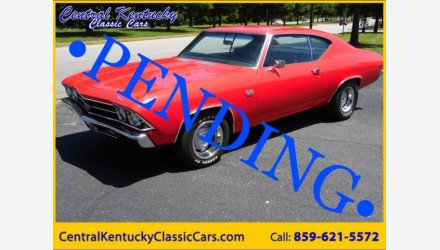 1969 Chevrolet Chevelle for sale 101157838