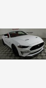 2019 Ford Mustang GT Convertible for sale 101157851