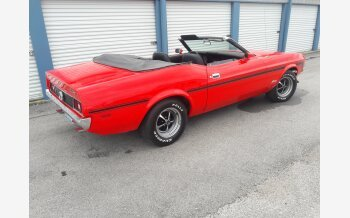 1972 Ford Mustang Convertible for sale 101157867