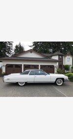 1973 Cadillac De Ville Coupe for sale 101157923