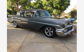 1958 Chevrolet Biscayne for sale 101157931