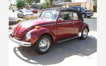 1971 Volkswagen Beetle Convertible for sale 101157932