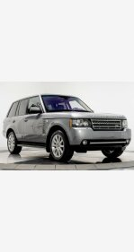 2012 Land Rover Range Rover Supercharged for sale 101157944