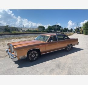 1978 Lincoln Continental for sale 101157956