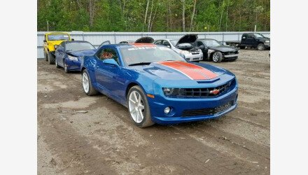 2010 Chevrolet Camaro LT Coupe for sale 101157990