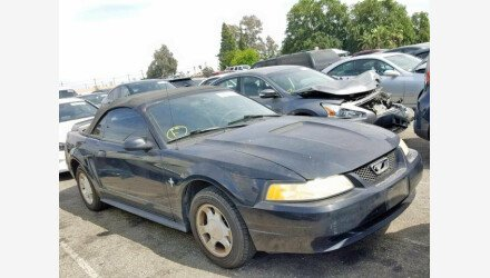 2000 Ford Mustang Convertible for sale 101158007