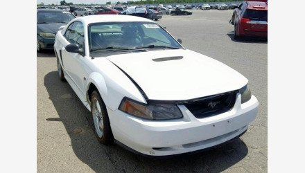 2000 Ford Mustang GT Coupe for sale 101158013