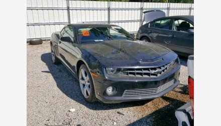 2010 Chevrolet Camaro SS Coupe for sale 101158047