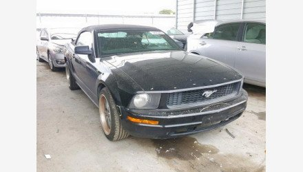2007 Ford Mustang Convertible for sale 101158068