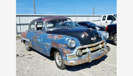 1953 Chevrolet Bel Air for sale 101158074