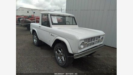 1966 Ford Bronco for sale 101158117