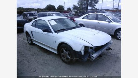 2003 Ford Mustang Coupe for sale 101158119