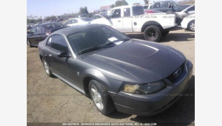 2004 Ford Mustang Coupe for sale 101158122