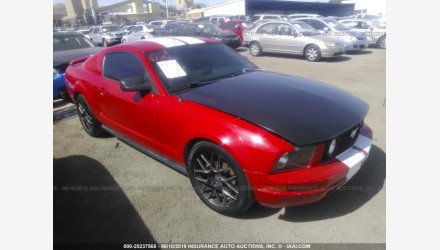 2007 Ford Mustang Coupe for sale 101158128