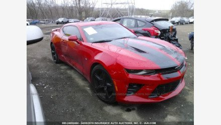 2017 Chevrolet Camaro SS Coupe for sale 101158184