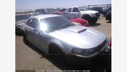 2003 Ford Mustang Coupe for sale 101158187