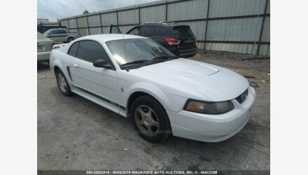 2003 Ford Mustang Coupe for sale 101158209