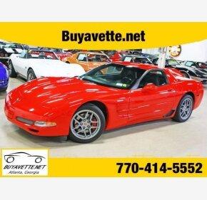 2001 Chevrolet Corvette Z06 Coupe for sale 101158253