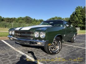 1970 Chevrolet Chevelle for sale 101158258