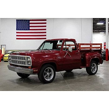 1979 Dodge D/W Truck for sale 101158276