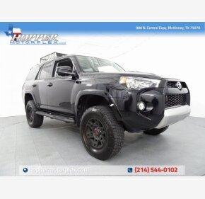 2018 Toyota 4Runner for sale 101158314