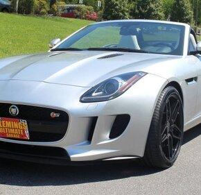 2014 Jaguar F-TYPE S Convertible for sale 101158359