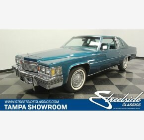 1979 Cadillac De Ville for sale 101158406