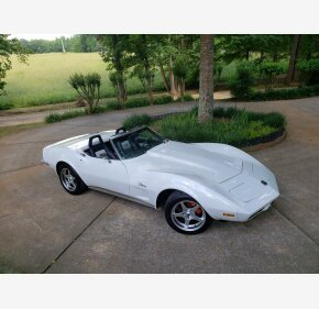 1973 Chevrolet Corvette Convertible for sale 101158418
