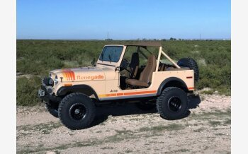 1980 Jeep CJ-7 for sale 101158422