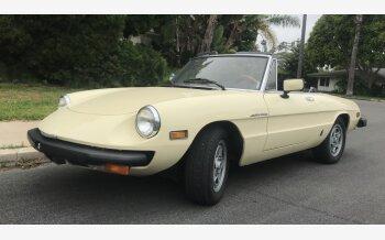 1982 Alfa Romeo Spider for sale 101158445