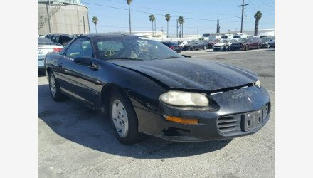 2000 Chevrolet Camaro Coupe for sale 101158493