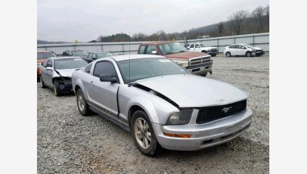 2007 Ford Mustang Coupe for sale 101158502