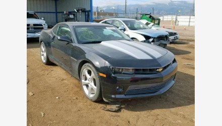 2015 Chevrolet Camaro LT Coupe for sale 101158511