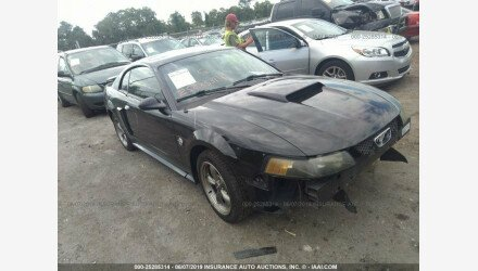 2004 Ford Mustang GT Coupe for sale 101158518