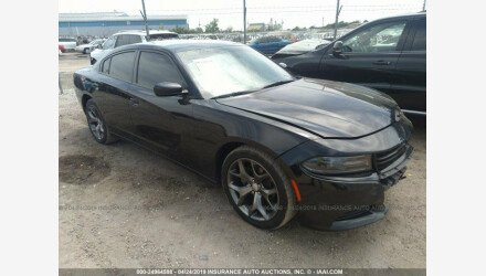 2016 Dodge Charger SXT for sale 101158555
