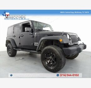 2014 Jeep Wrangler 4WD Unlimited Sport for sale 101158575