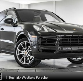 2019 Porsche Cayenne for sale 101158587