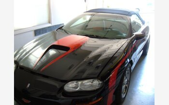 2002 Chevrolet Camaro Z28 Convertible for sale 101158649