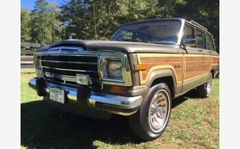 1987 Jeep Grand Wagoneer for sale 101158657