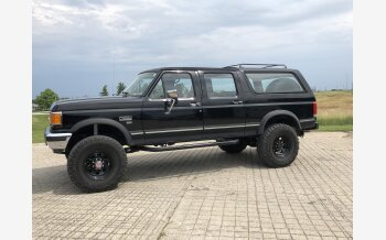 1990 Ford Bronco 4x4 Crew Cab for sale 101158720