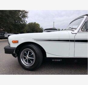 1977 MG Midget for sale 101158722
