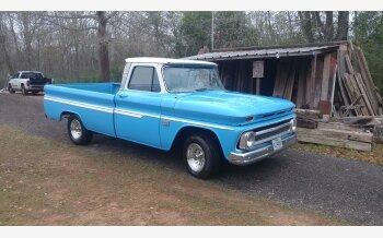 1966 Chevrolet C/K Truck Custom Deluxe for sale 101158751