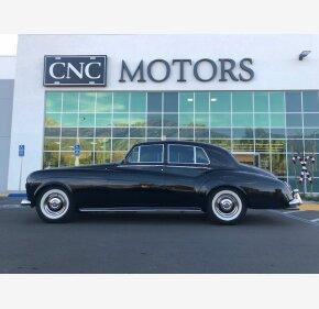 1964 Rolls-Royce Silver Cloud for sale 101158755