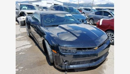 2015 Chevrolet Camaro LT Coupe for sale 101158784