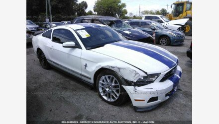 2012 Ford Mustang Coupe for sale 101158802